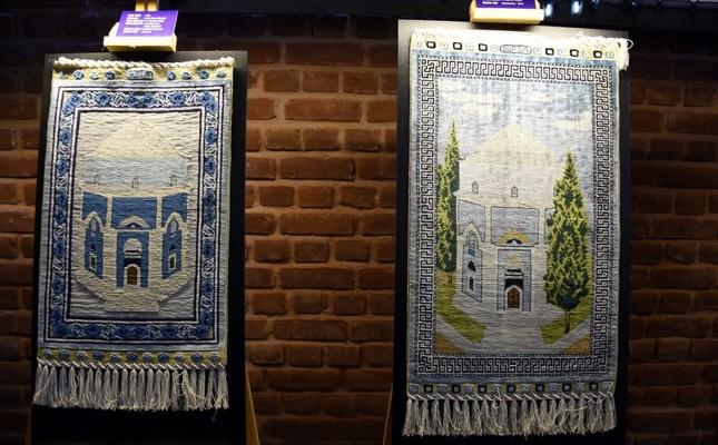 Silk carpets of Turkey's Bursa revived, ready to adorn world palaces