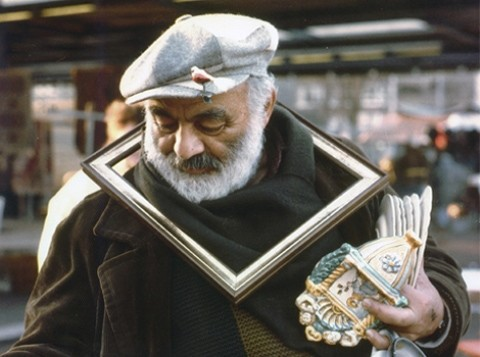 Rebel images: Sergei Parajanov's films on Istanbul screen