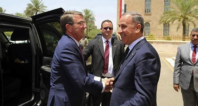 كارتر يعلن إرسال 560 جندي أمريكي إضافي للعراق استعداداً لمعركة الموصل