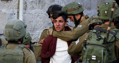 120,000 Palestinians arrested by Israel since Oslo Accords