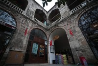 Kozahan: The caravanserai where the heart of silk beats