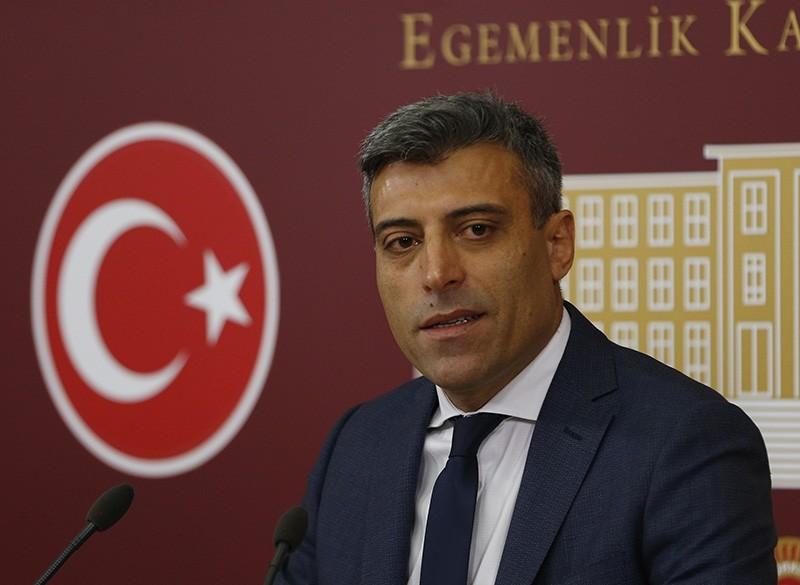 CHP's Ardahan deputy u00d6ztu00fcrk Yu0131lmaz (AA Photo)
