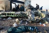 إيران تقر بمسؤوليتها عن إسقاط الطائرة الأوكرانية عن طريق الخطأ