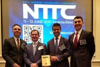 Turkish firm awarded at NATO Training Technology Conference for its augmented reality works