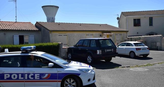 منزل المتهم الرئيسي في الشبكة المتطرفة (الفرنسية)