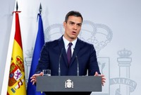 Spanish PM Sanchez calls for early elections