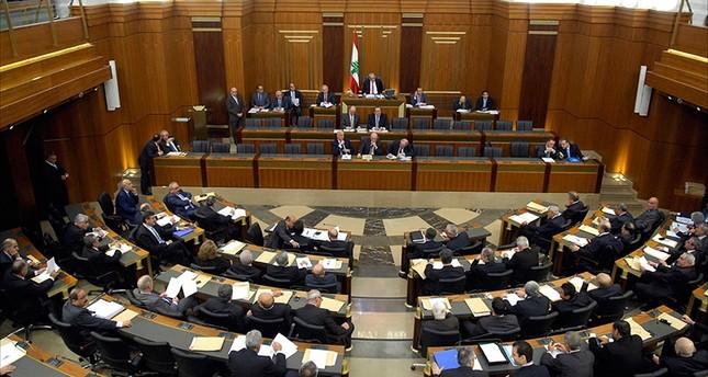 المجلس النيابي اللبناني (أرشيفية)