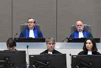 ICC orders $250 reparation for Congo war crimes victims