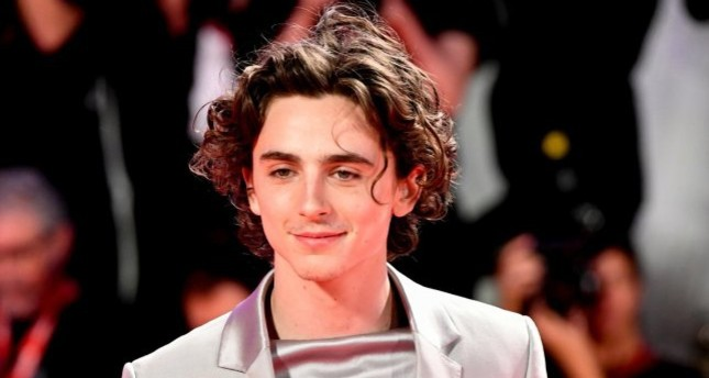 In The King Timothee Chalamet plays a young Henry V who reluctantly becomes King of England after his father dies.