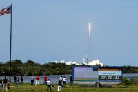Musk's SpaceX carries Bangladesh's first satellite with upgraded Falcon 9 rocket