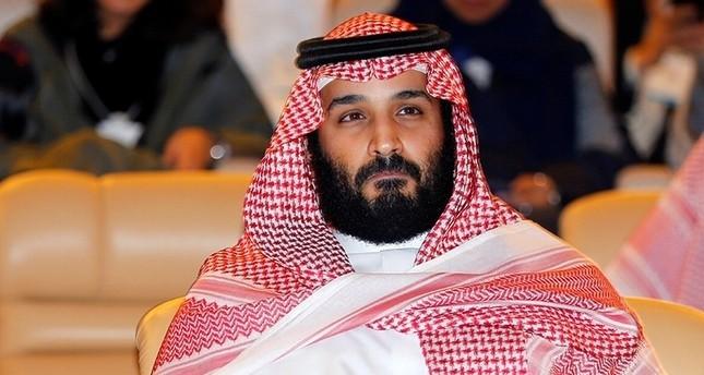 Saudi Crown Prince Mohammed bin Salman attends the Future Investment Initiative conference, Riyadh, Saudi Arabia, Oct. 24, 2017. (Reuters Photo)