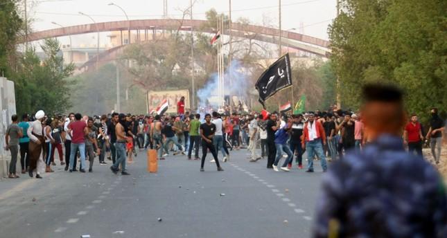 مقتل ستة متظاهرين في البصرة العراقية مع تصاعد الاحتجاجات