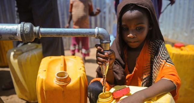 Человечеству к 2050 году грозит нехватка воды
