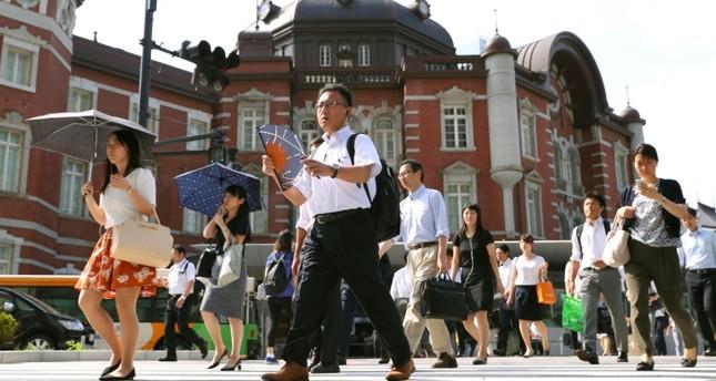 ارتفاع غير مسبوق لدرجات الحرارة في اليابان يودي بحياة 40 شخصاً