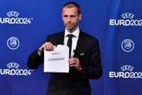 Deutschland richtet Fußball-EM 2024 aus