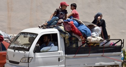 750,000 internally displaced Syrians returned home in first half of 2018: UN