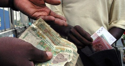 West African nations to withdraw cash reserves from French central bank
