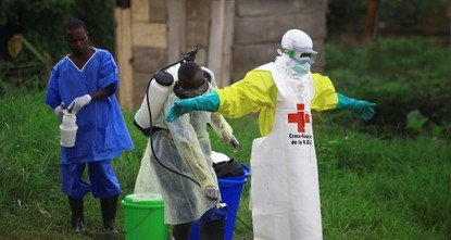 Ebola outbreak not a global emergency but getting worse, WHO says