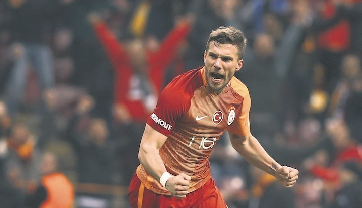 Podolski, who retired from international football last year, has been called up for a farewell appearance.