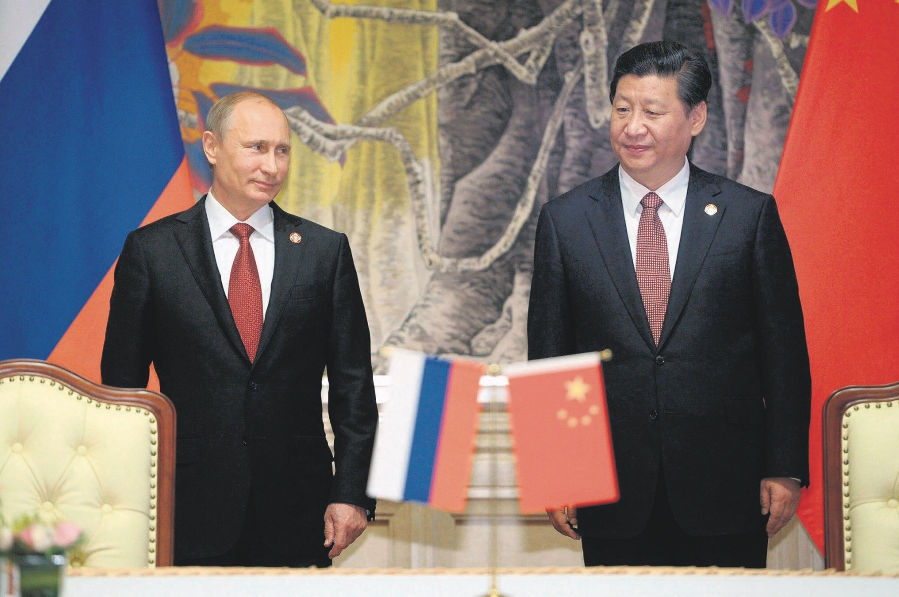 The Chinese president said he hopes for the comprehensive strategic cooperation between Beijing and Moscow to be expanded.