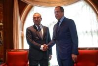 FM Çavuşoğlu, Russian counterpart Lavrov to meet in Turkey next week