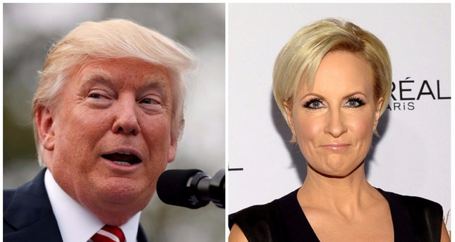 Trump ridicules female MSNBC journalist,  calls her 'crazy and low IQ'