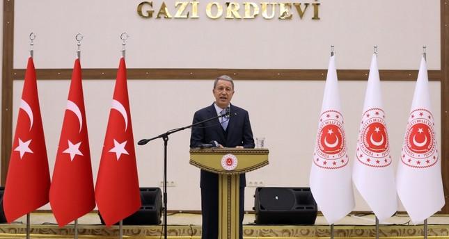 أقار: تركيا تحترم حدود دول الجوار وستواصل محاربة بؤر الإرهاب