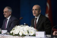 قال محمد شيمشك نائب رئيس الوزراء التركي، اليوم الاثنين، إن عملية