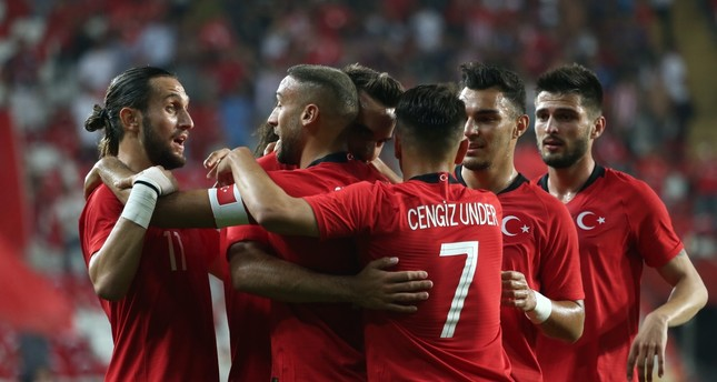 Real battle begins in Turkey's Euro 2020 campaign
