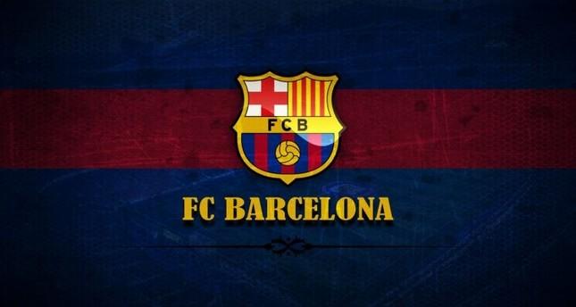 برشلونة الإسباني يريد تغيير شعاره