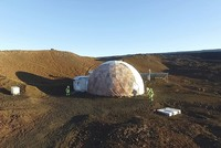 Six people have emerged from an isolated dome in Hawaii where they spent the past eight months on a mock Mars mission, living in close quarters, eating dried foods and trying to get along.  The...
