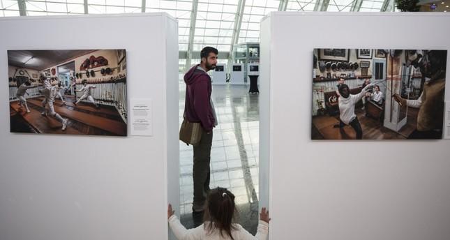 2018 Istanbul Photo Awards exhibition opens in Ankara