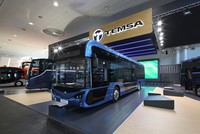'Turkey ready to mass produce electric buses'