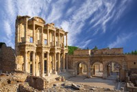 Ephesus has opened a door to the ancient Greeks for over 100 years
