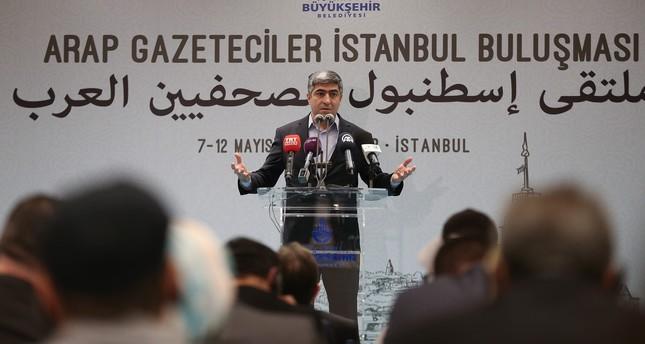 انطلاق ملتقى إعلامي في إسطنبول بمشاركة 60 صحافياً من 18 دولة عربية