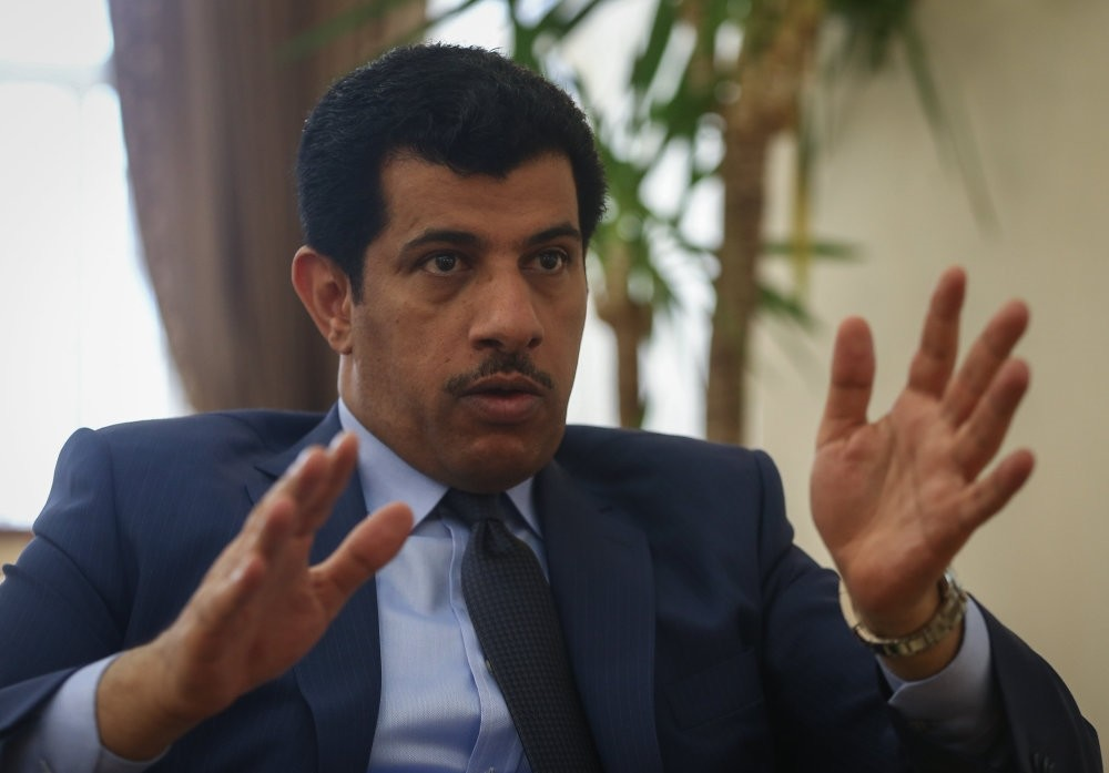 Qatari envoy Shafi said both Turkey and Qatar aim to work together for the future of the people in the region as well as security and stability.