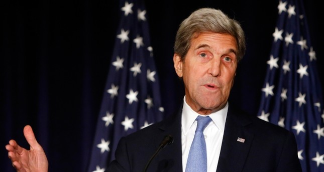 In this Sept. 22, 2016 file photo, Secretary of State John Kerry speaks in New York. (AP Photo)