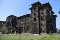 Europe's largest wooden building in Istanbul awaits restoration