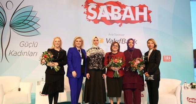 نساء تركيات متفوقات يروين قصص نجاحهن
