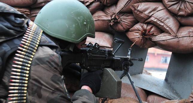 مقتل 147 ارهابياً من بي كا كا خلال يومين جنوب شرق تركيا
