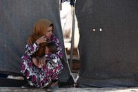 1,000 people flee Syria's Idlib fearing regime attack, monitor says
