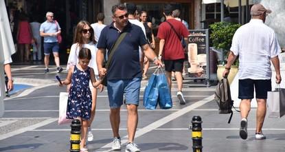 Расходы туристов на шопинг в Турции выросли на 70%