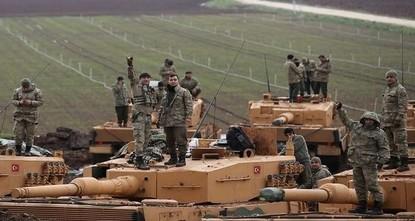 قال الجيش التركي إنه تمكن من تحييد 1595 إرهابيًا منذ بداية عملية
