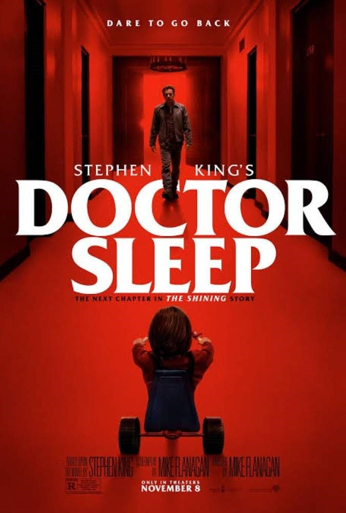 Years after the events of ,The Shining,, a now-adult Dan Torrance is back in ,Doctor Sleep.,