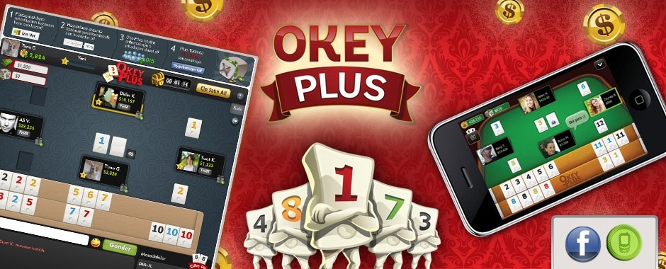 With the acquisition, Zynga will add Turkish board game ,Okey Plus, to its portfolio. (Photo: Peak Games)