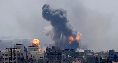 Israel fliegt erneut Luftangriffe im Gazastreifen