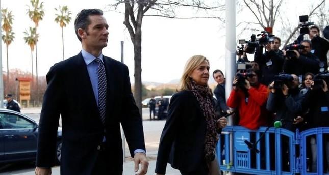 محكمة إسبانية تحكم على صهر ملك البلاد بالسجن ٥ أعوام و١٠ أشهر بتهمة الفساد