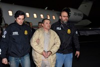 US jury finds Mexican drug lord 'El Chapo' guilty on 10 charges