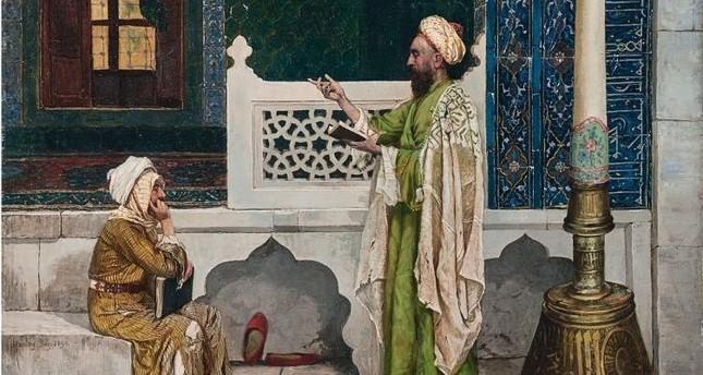 Ottoman painter Osman Hamdi Bey's work sold for $5.9 million at UK auction