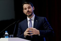 Investors show great interest to Finance and Treasury Minister Albayrak's conference call